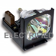 Buy SANYO 610-287-5379 FACTORY ORIGINAL BULB IN GENERIC HOUSING FOR MODEL PLCSU15B