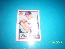 Buy 1991 Topps Traded card of rookie phil nevin team usa #83T mint free ship