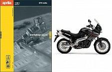 Buy Aprilia ETV 1000 Caponord Service Repair Manual CD -- ETV1000 ETV Mille