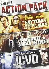Buy new 3Movie (DVD) TRIPLE FEATURE The Baytown Outlaws Assault On Wall Street JCVD