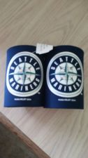 Buy Lot of 2 Seattle Mariners Round Can Koozies (405)