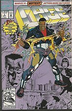 Buy CAGE #1 (Powerman) Marvel Comics 1992 NM/+