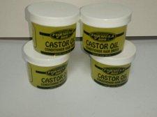 Buy 4 x Castor oil condition dress / grease / pomade 4 ounce jar formula 809