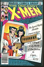 Buy Uncanny X-men #172 Marvel Comics 1983 1st print & series VF- PAUL SMITH