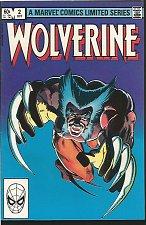 Buy Wolverine #2 Marvel Comics 1st print 1st Series Frank Miller