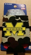 Buy Lot of 2 Michigan Wolverines CAMO Can Koozies (405)