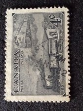Buy Canada Used 1v Stamp 1951 Used Scott 311 Stamp Centenary Railways