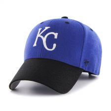 Buy Kansas City Royals MLB Audible Two Tone MVP Hat by '47