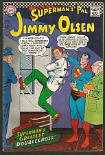 Buy Superman's Pal JIMMY OLSEN #102 Silver Age 1st series and print DC COMICS 1967