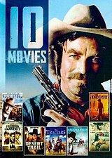 Buy 10Movie DVD Arizona Skies,TRACKERS,Desert Trail,DECOY,Ryan GOSLING Tom SELLECK
