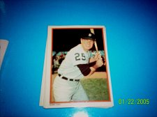 Buy NORM CASH #25 1985 Topps Circle K All Time Home Run Kings Baseball Card