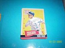 Buy 2013 Hometown Heroes States #18 MARK GRACE CHICAGO free shipping