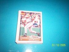 Buy 1991 Topps Traded pete incaviglia tigers #57T mint free ship