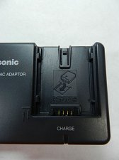 Buy Panasonic PV DAC14D battery charger VSK 0650 0651 0631 0698 power adapter camera