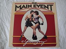 "Buy Barbra Streisand & Ryan O'Neal ""THE MAIN EVENT"" Original Soundtrack Vinyl LP EX"