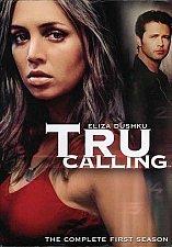 Buy TRU CALLING first 1 Season One DVD Eliza DUSHKU Jason PRIESTLEY Jessica COLLINS