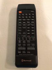 Buy Remote Control - Sherwood Newcastle RM RVD 98LM Audio Receiver CD tuner TV DVD