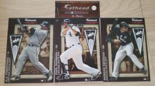 Buy 2012 FATHEAD TRADEABLES Chicago White Sox 3-Pack Featuring Paul Konerko