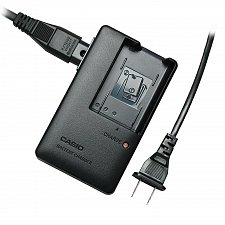 Buy Casio BC 90L battery charger - camera EX FH100 EX H20 EX H10 NP90 plug adapter