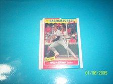 Buy 1987 Fleer Baseballs Best Sluggers Vs Pitchers WALLY JOYNER #22 FREE SHIP