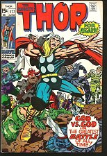 Buy THOR #177 Stan Lee Jack Kirby 1970