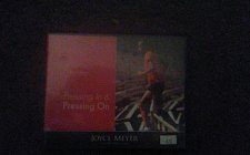 Buy Joyce Meyer Ministries Pressing In & Pressing On 4 CD LOT SET Audiobook Guilt
