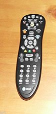 Buy REMOTE CONTROL S10 S4 AT T DVR ISB 7005 7500 wireless RECEIVER u verse HD TV att
