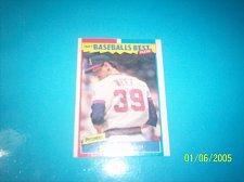 Buy 1987 Fleer Baseballs Best Sluggers Vs Pitchers MIKE WITT #44 FREE SHIP