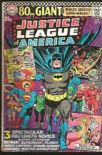 Buy Justice League of America #48 DC COMICS 1966 1st Print 80 PG Giant