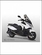 Buy Kymco Downtown 300i Scooter Service Repair Workshop Manual CD -- 300 i