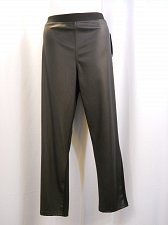 Buy Women Pants STYLE&CO Soild Black Faux Leather Front Skinny Legs PLUS SIZE 3X