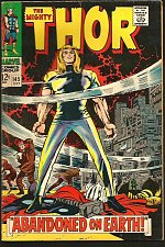 Buy THOR #145 JACK KIRBY STAN LEE Marvel Comics 1967 Colletta Fine range