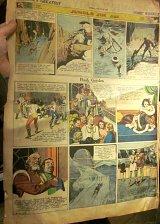 Buy Flash Gordon Aug. 20, 1939 Alex Raymond art Sunday Newspaper Strips Jungle Jim