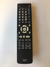 Buy Denon RC 1196 Remote Control - AVR S500 BT AVR S510 BT AV SURROUND RECEIVER