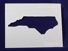 Buy State of North Carolina Stencil -14 mil Mylar Painting/Crafts