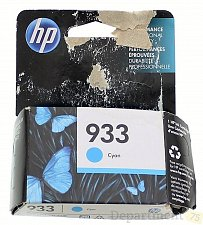 Buy 933 cyan BLUE color HP ink - OfficeJet 6100 6600 6700 7110 7610 7612 printer