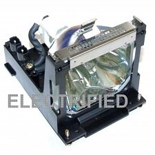 Buy SANYO POA-LMP35 POALMP35 OEM LAMP IN E-HOUSING FOR PROJECTOR MODEL PLC-XU33