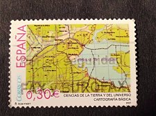 Buy Spain 1 v used stamp 2007 Sciences of the Earth and the Universe