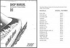 Buy 1986 Ski-Doo Service Repair Shop Manual CD Elan Citation Skandic Formula Safari