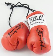 Buy Autographed Mini Boxing Gloves Marvelous Marvyn Hagler