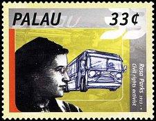 Buy Palau Mnh stamp MI 1688 2000 on Twentieth Century Personalities Rosa Parks