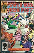 Buy Power Man and Iron Fist #110 Marvel Comics 1984 VF range