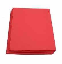 Buy Craft Foam Sheets--9 x 12 Inches - Red - 10 Sheets-2 MM Thick
