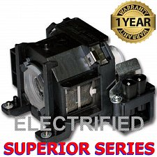 Buy ELPLP38 V13H010L38 SUPERIOR SERIES -NEW & IMPROVED TECHNOLOGY FOR EPSON EMP1705