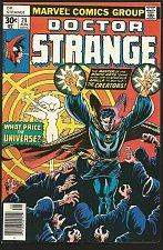 Buy Dr. Strange #24 JIM STARLIN / Milgrom Marvel Comics 1977 VF or better range