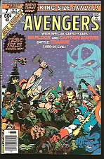 Buy Avengers Annual 7 Jim Starlin DEATH OF WARLOCK Guardians of the Galaxy THANOS