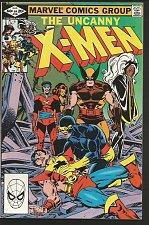 Buy Uncanny X-men #155 VF+/NM- range Marvel Comics Claremont Cockrum 1st print 1982