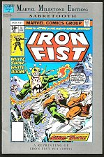 Buy IRON FIST #14 Marvel Milestone Edition John Byrne Chris Claremont 1992 (1977) RE