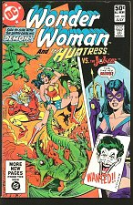 Buy WONDER WOMAN #281 VF or better DC Comics 1981 Demon JOKER Huntress More pages