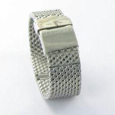 Buy Breitling 150A Chronospace Mesh Bracelet Stainless Steel Deployant 24-20mm New